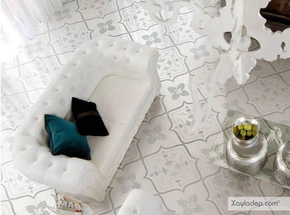 mau-gach-lat-nen-dep-12 Chọn gạch lát nền như thế nào để phù hợp với căn hộ của bạn?