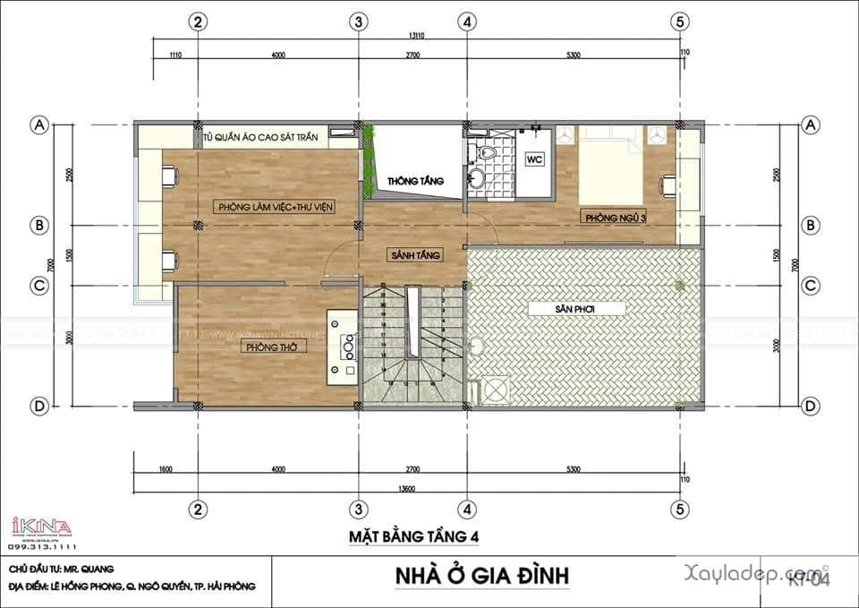 ngoi-nha-5-tang-khang-trang-voi-kinh-phi-2.5-ty-dong-5 Ngôi nhà 5 tầng khang trang với kinh phí 2,5 tỷ đồng
