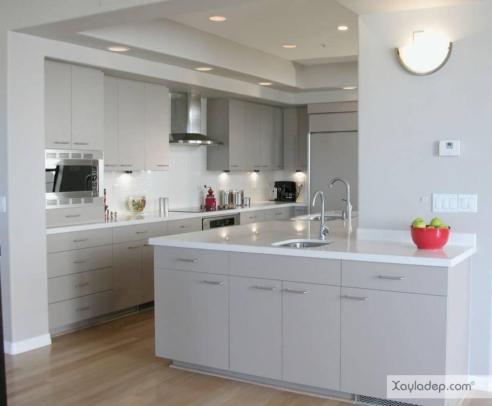 tu-be-laminate-1 15 Mẫu tủ bếp laminate đẹp hiện đại thiết kế mới nhất 2017