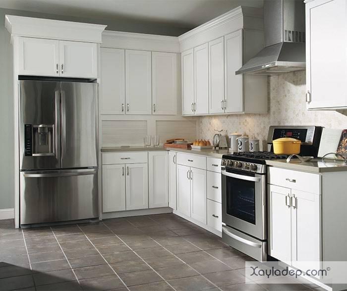 6. tủ bếp đẹp hiện đại là sự lựa chọn sáng suốt hiện nay