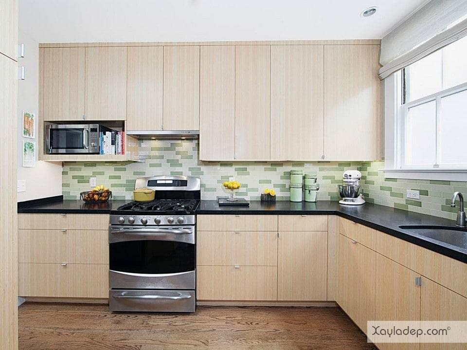 tu-be-laminate-4 15 Mẫu tủ bếp laminate đẹp hiện đại thiết kế mới nhất 2017