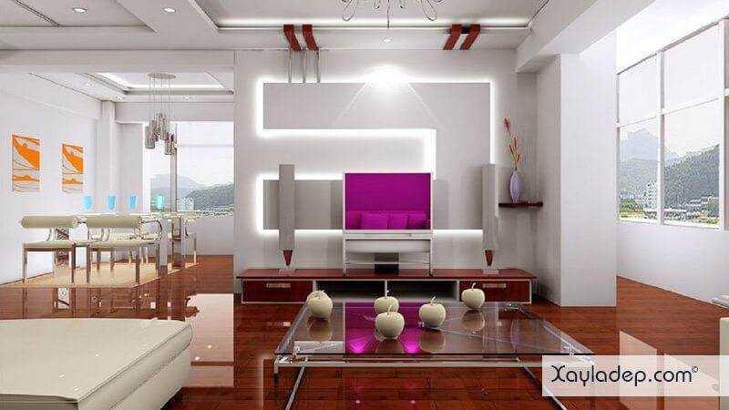 15-mau-tran-thach-cao-phong-khach-2017-12 Đón nắng hè với các mẫu trần thạch cao phòng khách mới nhất