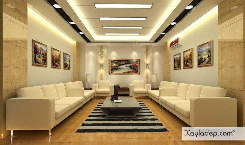 15-mau-tran-thach-cao-phong-khach-2017-7 Hướng dẫn lắp đặt hệ thống đèn LED trong thiết kế nội thất