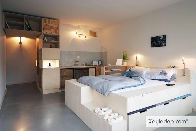 5-mau-thiet-ke-phong-ngu-hien-dai-14 5 Mẫu thiết kế phòng ngủ hiện đại