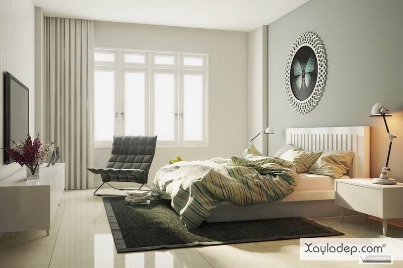 5-mau-thiet-ke-phong-ngu-hien-dai-19 5 Mẫu thiết kế phòng ngủ hiện đại