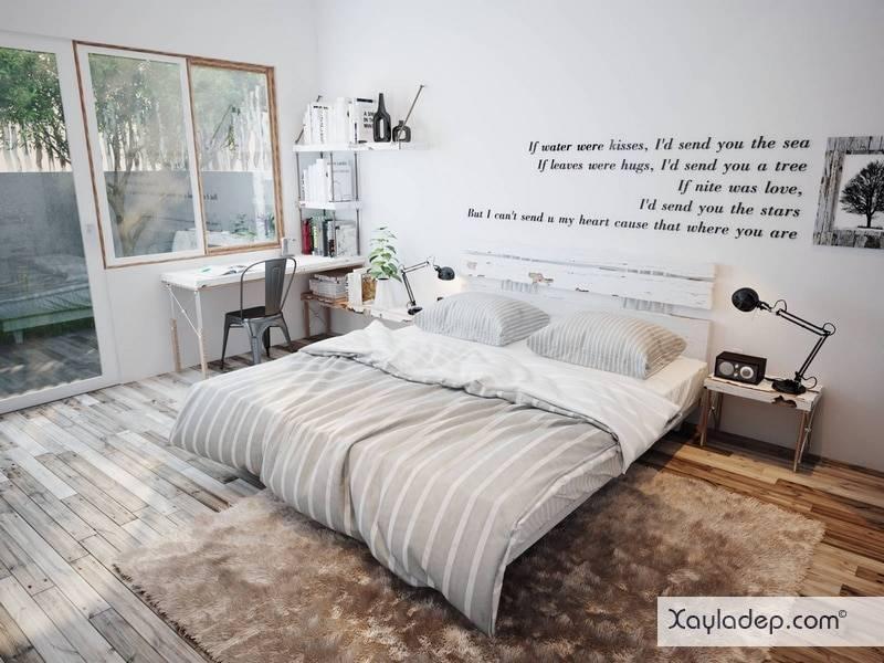 5-mau-thiet-ke-phong-ngu-hien-dai-2 5 Mẫu thiết kế phòng ngủ hiện đại
