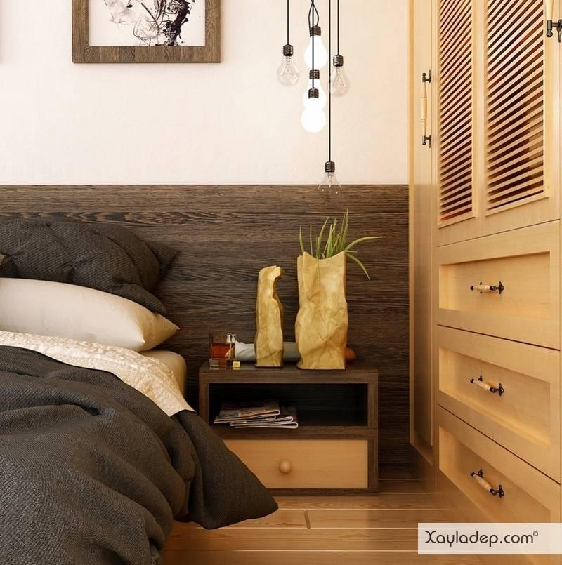 5-mau-thiet-ke-phong-ngu-hien-dai-6 5 Mẫu thiết kế phòng ngủ hiện đại