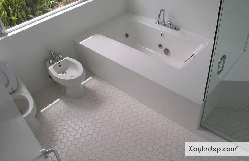 gach-lat-nen-nha-tam-1 20 Mẫu gạch lát nền nhà tắm tuyệt đẹp mà bạn không thể bỏ qua