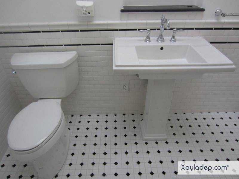 gach-lat-nen-nha-tam-15 20 Mẫu gạch lát nền nhà tắm tuyệt đẹp mà bạn không thể bỏ qua