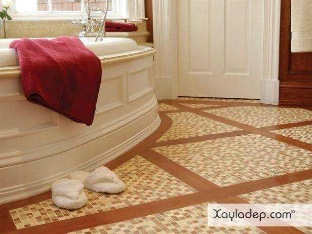 gach-lat-nen-nha-tam-18 20 Mẫu gạch lát nền nhà tắm tuyệt đẹp mà bạn không thể bỏ qua
