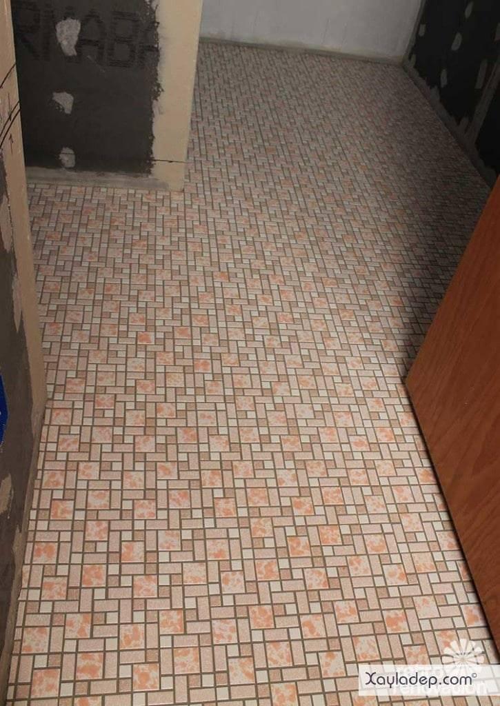 gach-lat-nen-nha-tam-8 20 Mẫu gạch lát nền nhà tắm tuyệt đẹp mà bạn không thể bỏ qua