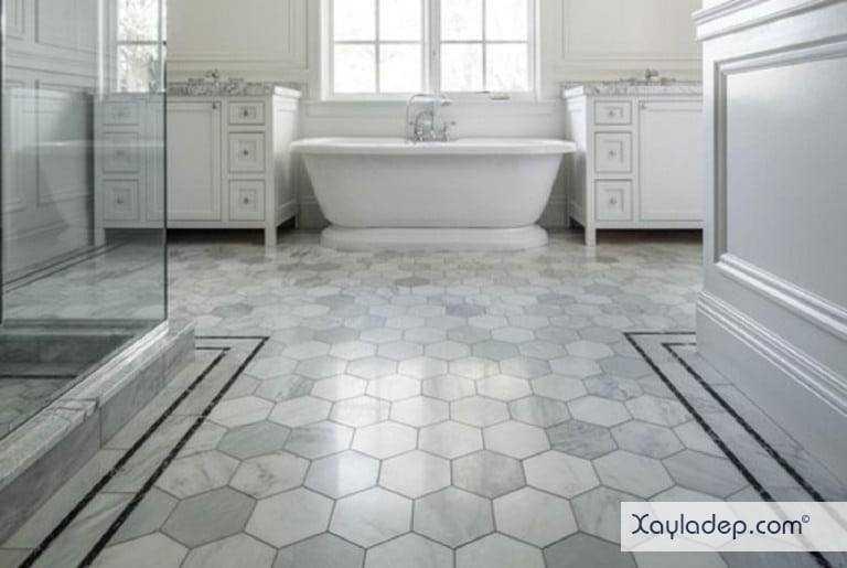 gach-lat-nen-nha-tam-9 20 Mẫu gạch lát nền nhà tắm tuyệt đẹp mà bạn không thể bỏ qua