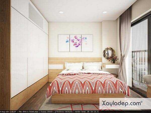helios, Ngất ngây với thiết kế nội thất chung cư Helios Tam Trinh, Nhà đẹp