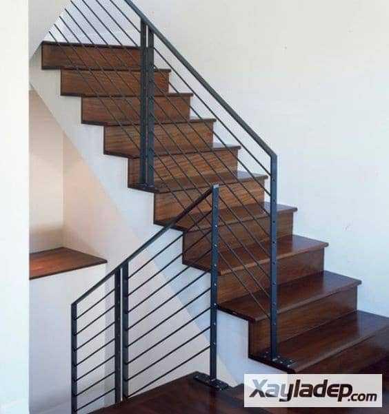 5 | Cầu thang đẹp cho nhà ống