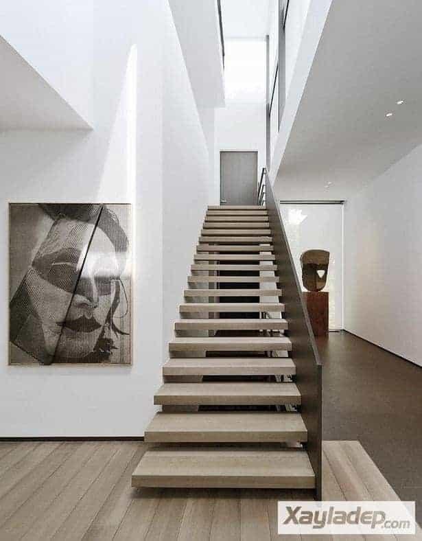 6 | cầu thang đẹp cho gác lửng