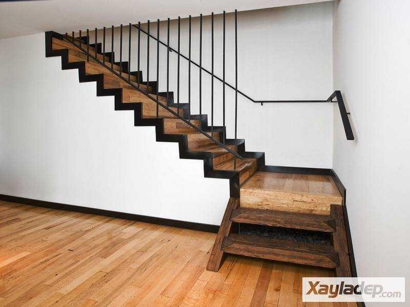 Kích thước cầu thang như thế nào là chuẩn