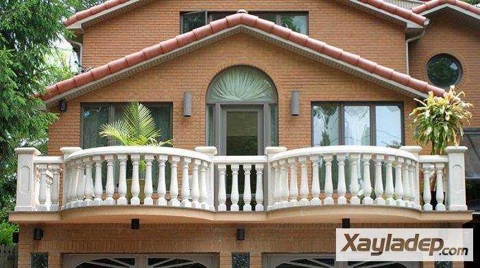 lan can, 15 Mẫu lan can đẹp dành riêng cho các thiết kế ban công nhà ở, Nhà đẹp