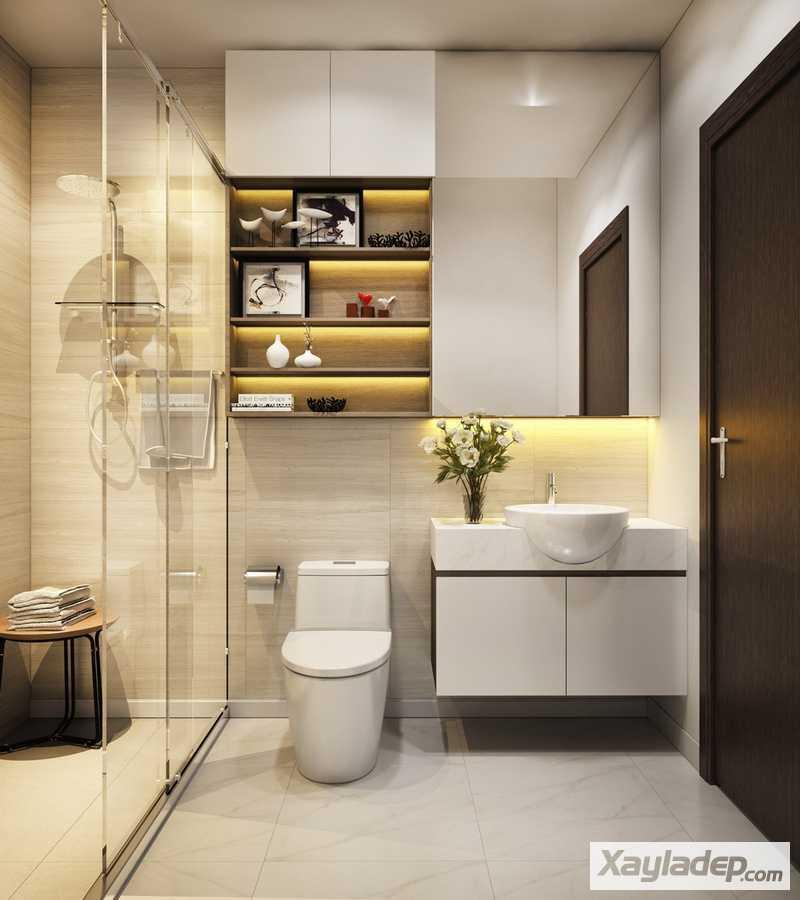 Mẫu nhà tắm đẹp, phòng tắm đẹp 01
