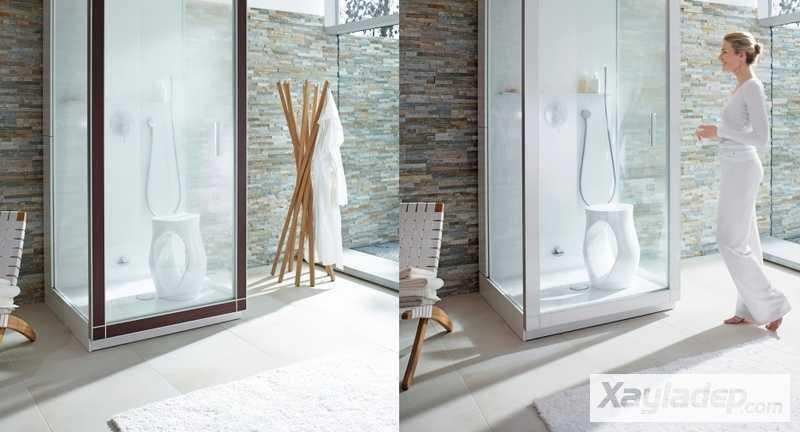 Các mẫu thiết kế nhà vệ sinh đẹp 11