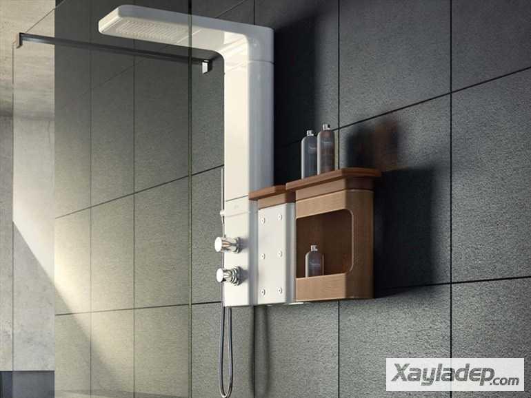 Các mẫu thiết kế nhà vệ sinh đẹp 20