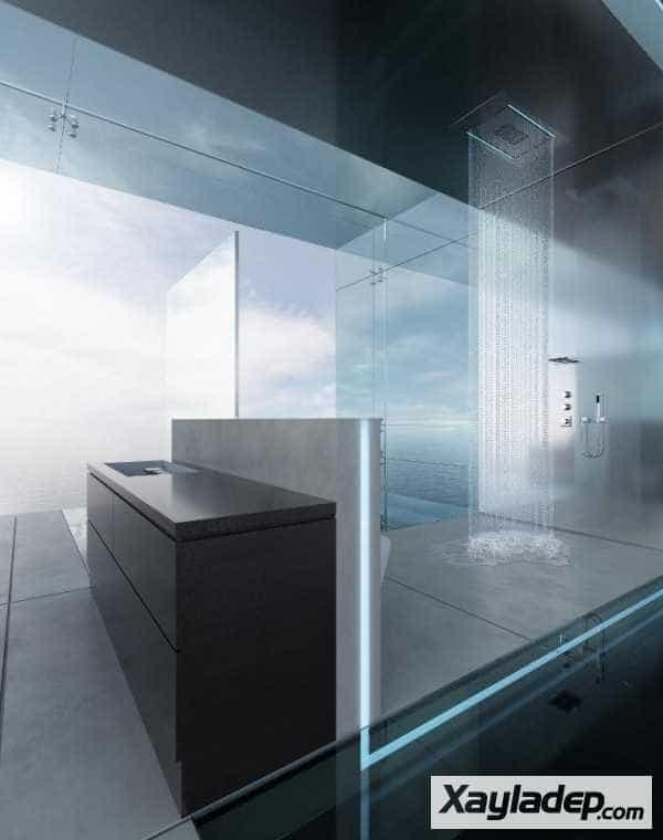 Mẫu nhà tắm đẹp, phòng tắm đẹp 04