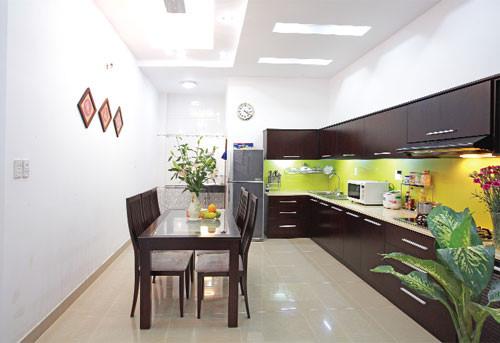 nha-pho-hep-2 Giải pháp thiết kế nội thất cho nhà phố hẹp 4m x 20m