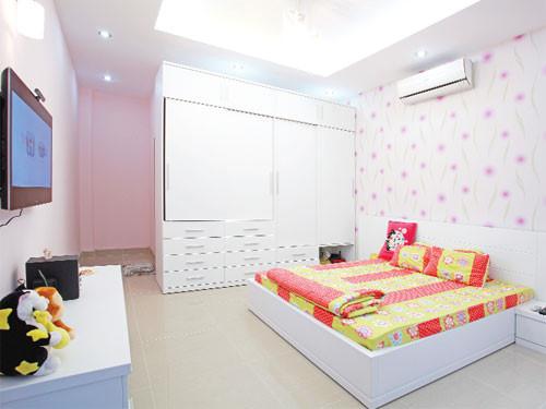nha-pho-hep-4 Giải pháp thiết kế nội thất cho nhà phố hẹp 4m x 20m
