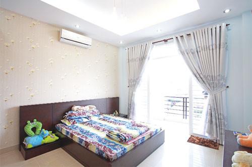 nha-pho-hep-5 Giải pháp thiết kế nội thất cho nhà phố hẹp 4m x 20m