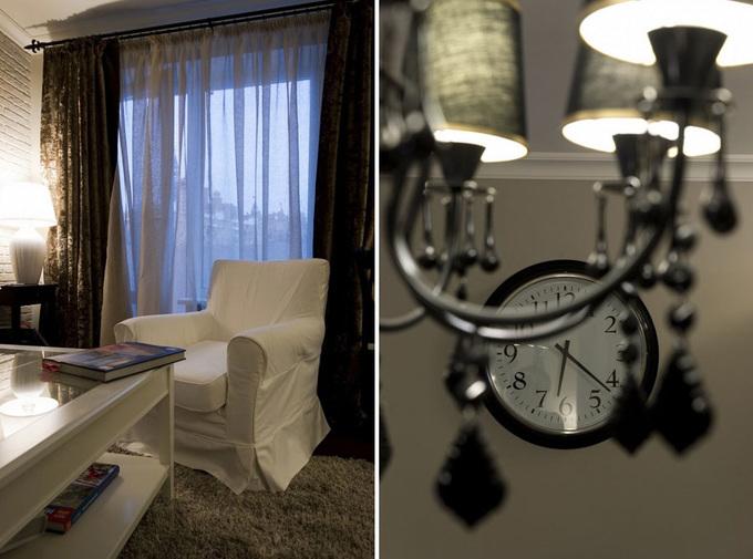 , Gợi ý thiết kế căn hộ 56m2 với 2 phòng ngủ, Nhà đẹp
