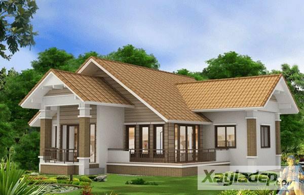 mau-nha-cap-4-dep-4 20 Mẫu nhà cấp 4 đẹp giá từ 150, 200, 250 đến 500 triệu đồng