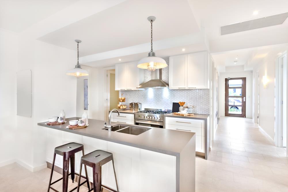 nhà bếp hiện đại, 5 ý tưởng cho một thiết kế nhà bếp hiện đại, Nhà đẹp