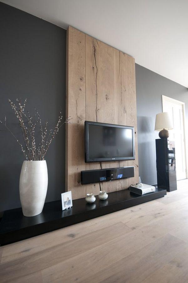 , Nên treo tivi trên tường hay để tivi đứng trên kệ?, Nhà đẹp