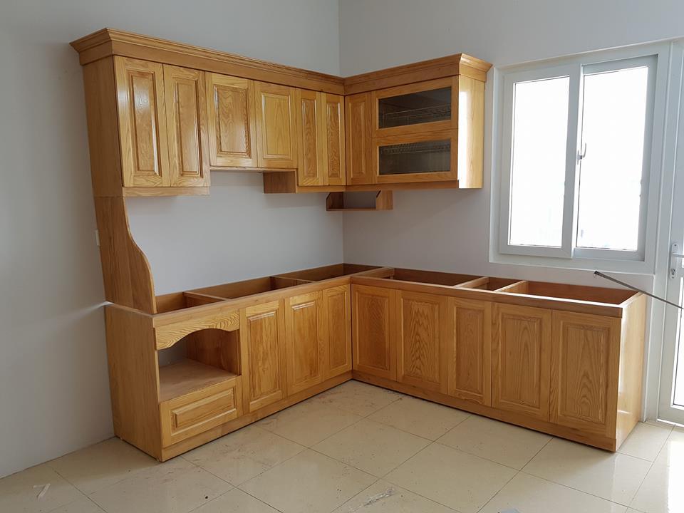 mẫu tủ bếp đẹp, 62 Mẫu tủ bếp đẹp hiện đại & Bảng báo giá tủ bếp 2019 – 2020, Nhà đẹp