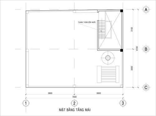 xay-nha-2-tang-kinh-phi-500-trieu-4 Tư vấn xây nhà 2 tầng mặt sàn 140m2 với kinh phí 500 triệu đồng