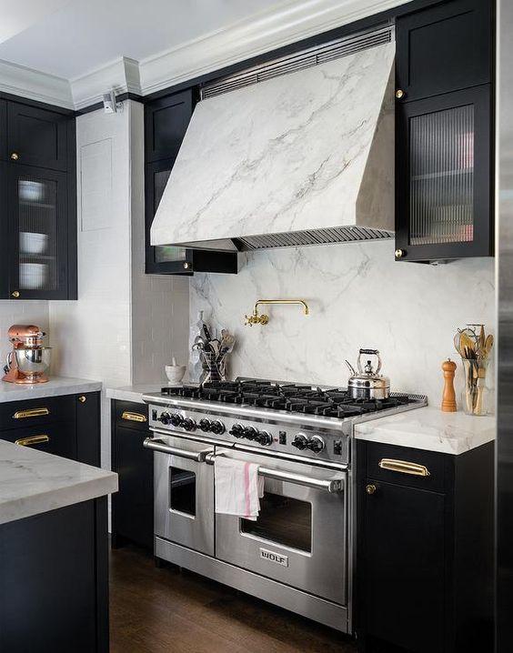 backsplash-phong-bep-7 10 Ý tưởng Backsplash hoàn hảo cho phòng bếp