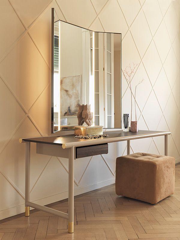 bàn trang điểm, 15 Mẫu bàn trang điểm hiện đại với thiết kế đơn giản nhưng tinh tế, Nhà đẹp, Nhà đẹp
