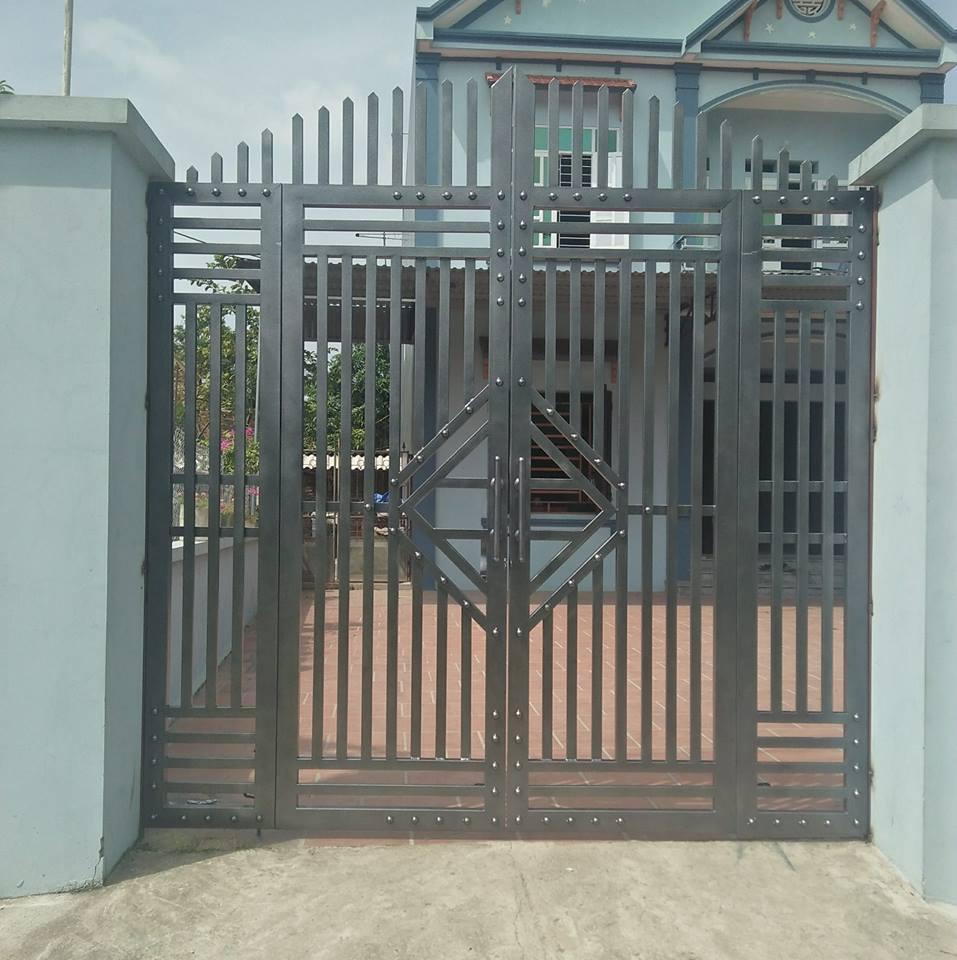 cổng nhà đẹp, 60 Mẫu cổng sắt đẹp nhất trong danh sách các mẫu cổng nhà đẹp 2019, Nhà đẹp