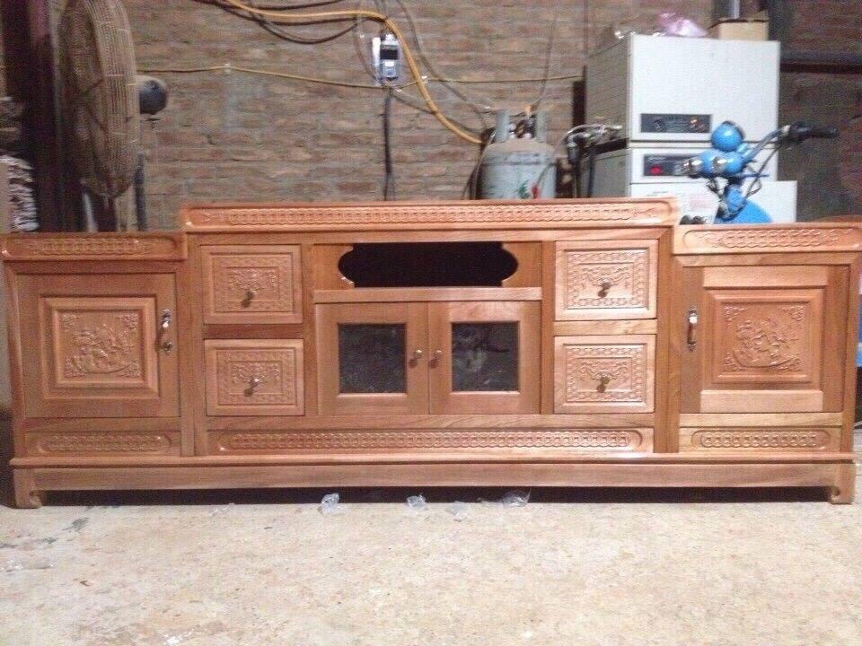 11 | kệ tivi bằng gỗ đẹp