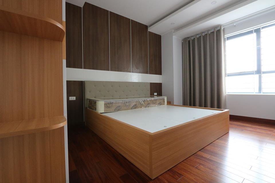 Phòng ngủ - thiết kế nội thất chung cư 70m2