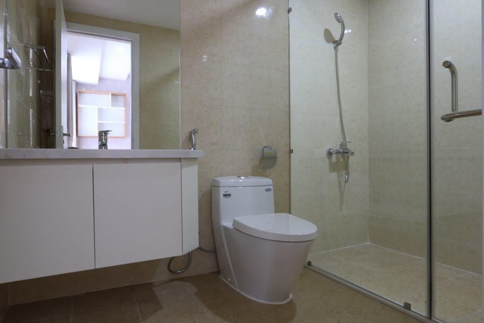 Phòng tắm - thiết kế nội thất chung cư 70m2