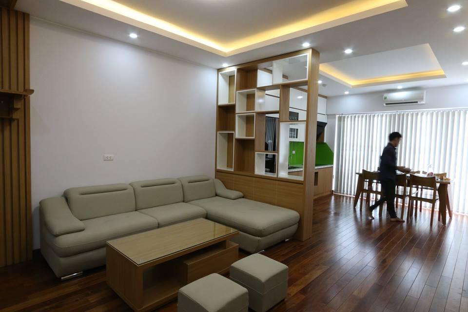 thiết kế nội thất chung cư 70m2, Thiết kế thi công nội thất chung cư 70m2 với kinh phí 195 triệu đồng, Nhà đẹp