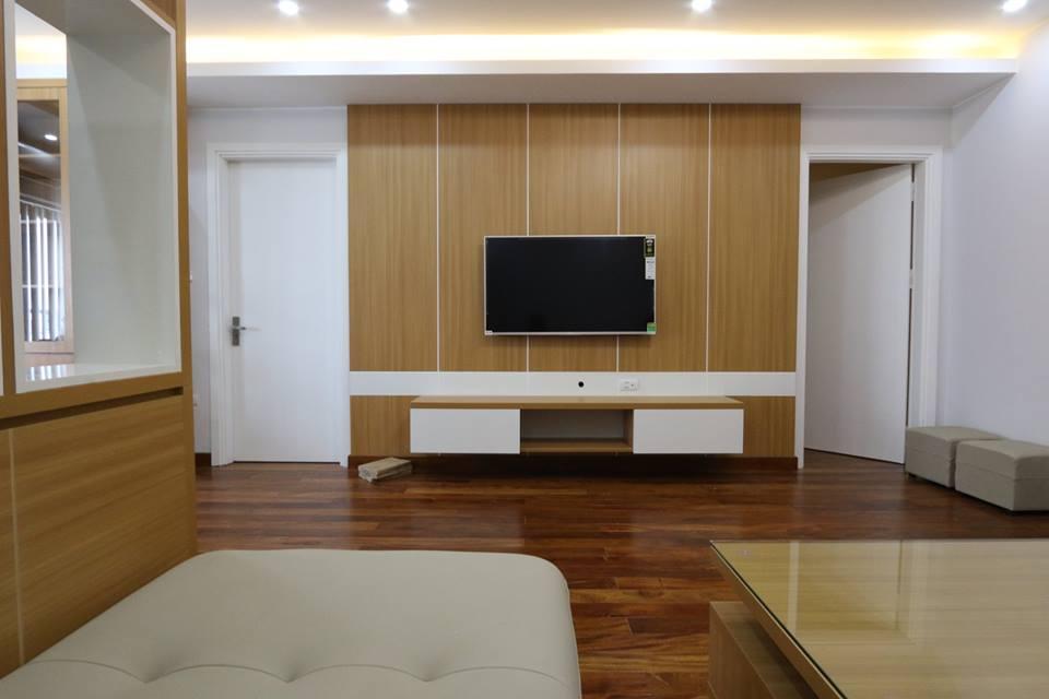 Thiết kế thi công nội thất chung cư 70m2 với kinh phí 195 triệu đồng noi that chung cu 70m2 15