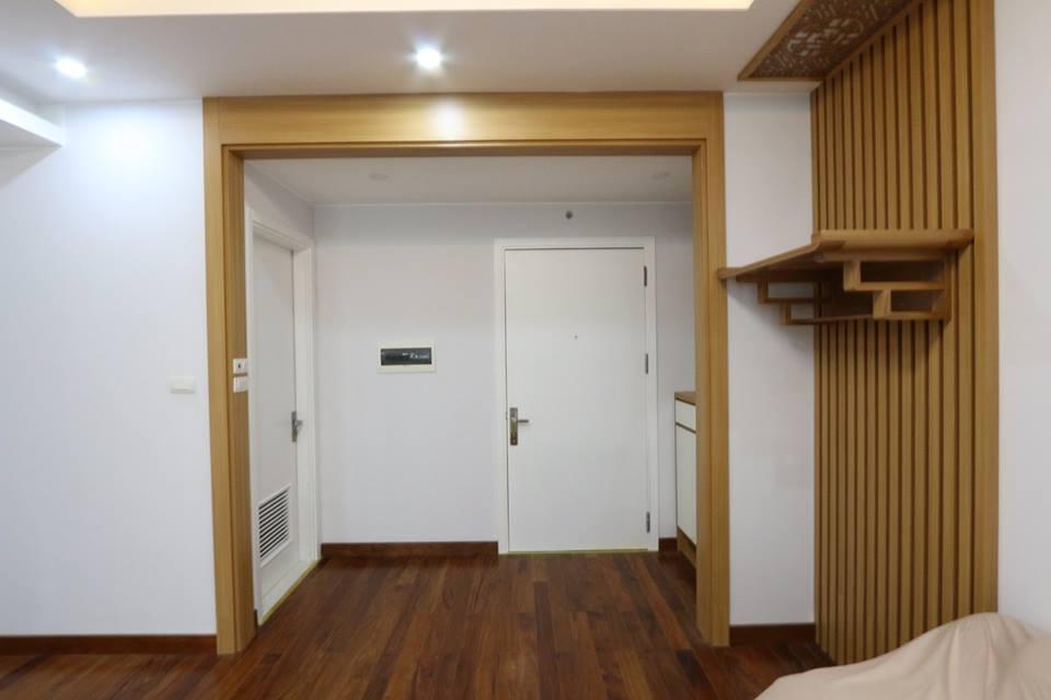 Thiết kế thi công nội thất chung cư 70m2 với kinh phí 195 triệu đồng noi that chung cu 70m2 16