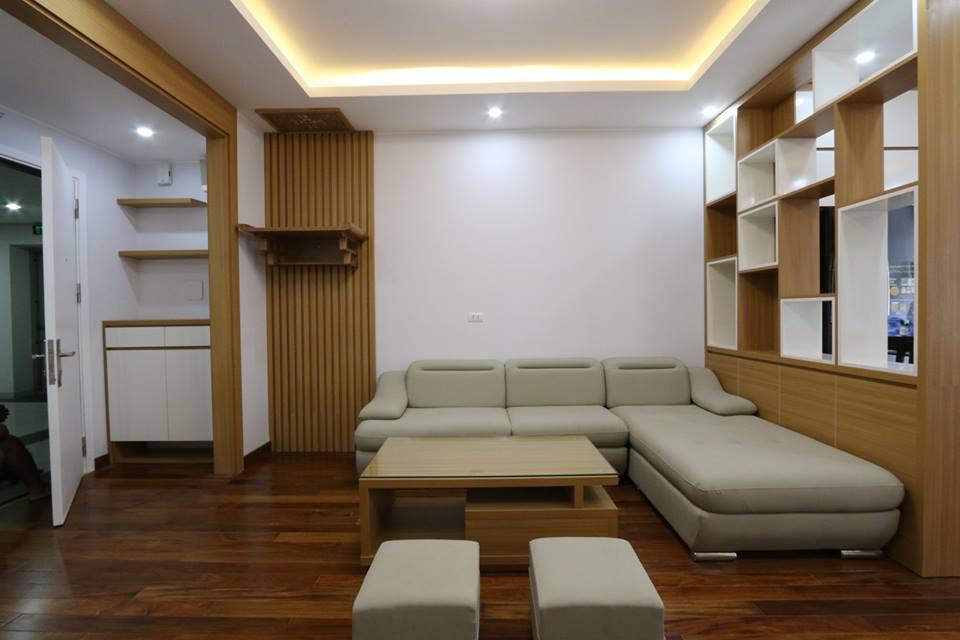 2 | 195 triệu đồng hoàn thiện căn hộ chung cư 70m2
