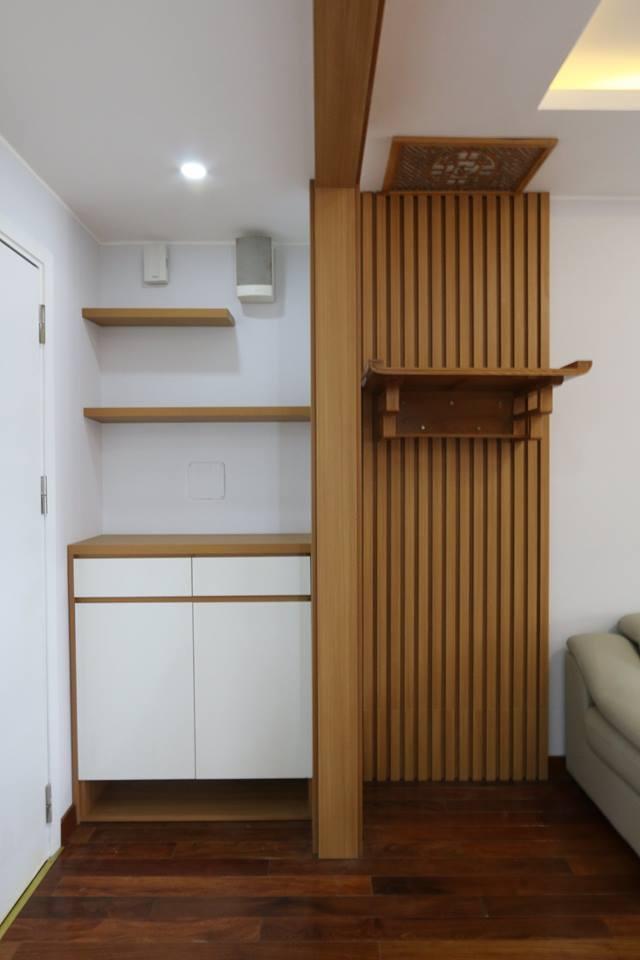 Thiết kế thi công nội thất chung cư 70m2 với kinh phí 195 triệu đồng noi that chung cu 70m2 4