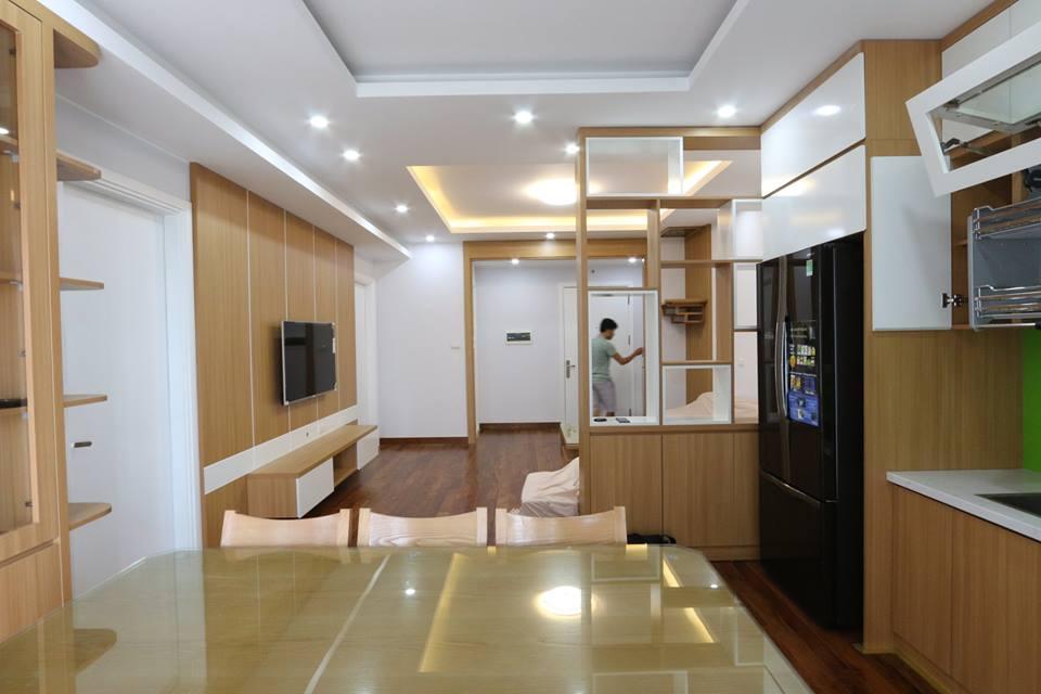 Thiết kế thi công nội thất chung cư 70m2 với kinh phí 195 triệu đồng noi that chung cu 70m2 6