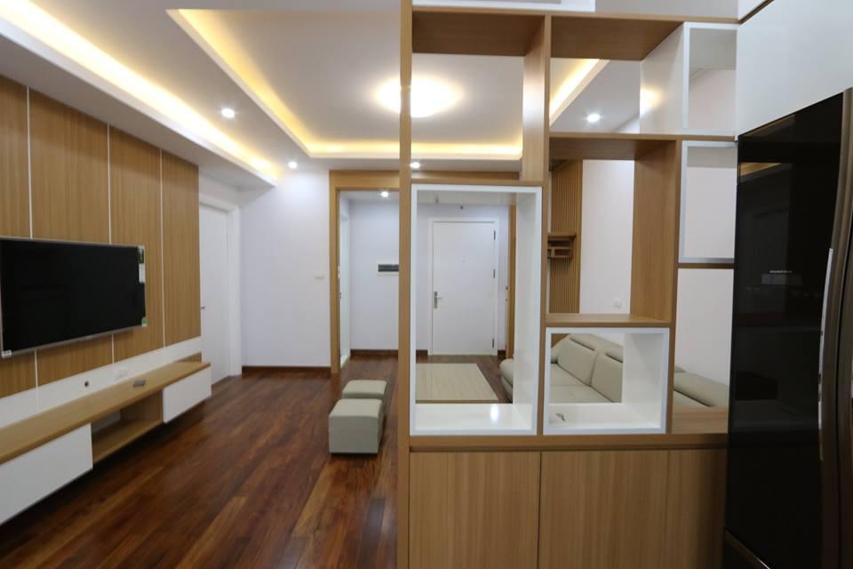 Thiết kế thi công nội thất chung cư 70m2 với kinh phí 195 triệu đồng noi that chung cu 70m2 7