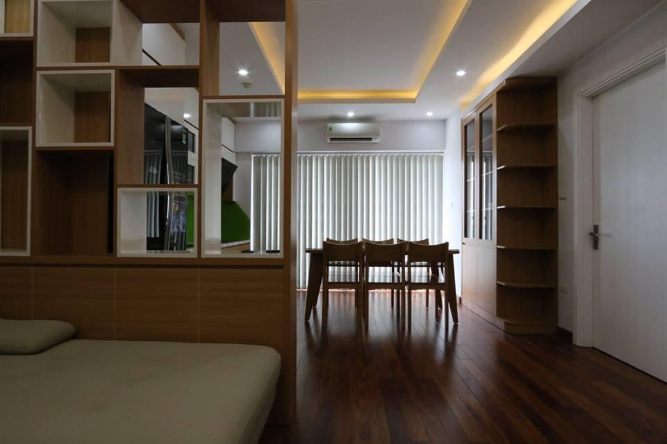 Thiết kế thi công nội thất chung cư 70m2 với kinh phí 195 triệu đồng noi that chung cu 70m2 9