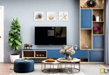 , Căn hộ chung cư nhỏ với thiết kế ưu tiên cho phòng ngủ, Nhà đẹp, Nhà đẹp