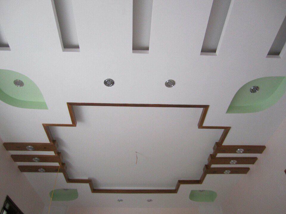 11. Thiết kế trần thạch cao đẹp